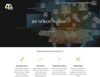 a4proje.com screenshot