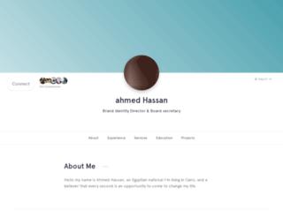 a7med7assan.branded.me screenshot
