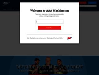 aaawa.com screenshot