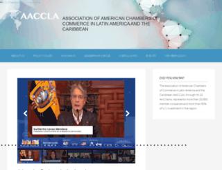 aaccla.org screenshot