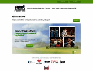 aact.org screenshot