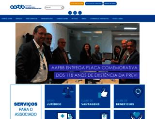 aafbb.org.br screenshot