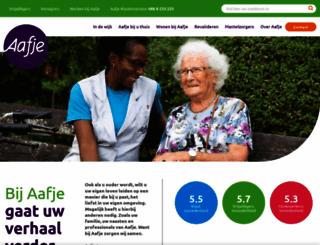 aafje.nl screenshot