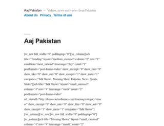 aajpk.com screenshot