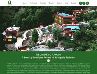 aamariresorts.com screenshot