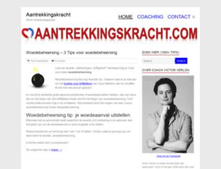 aantrekkingskracht.com screenshot