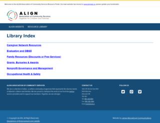 aascf.com screenshot