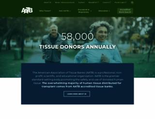 aatb.org screenshot