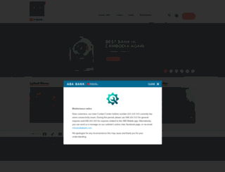 ababank.com screenshot
