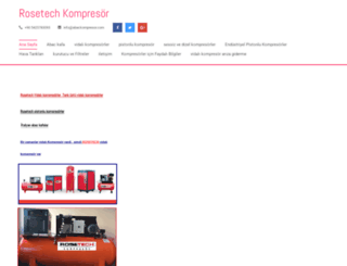 abackompresor.com screenshot