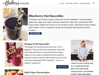abakershouse.com screenshot