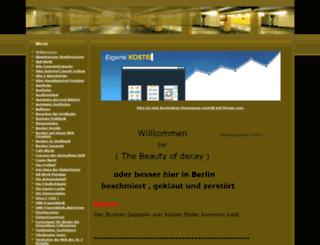 abandonedplaces-berlin.npage.de screenshot