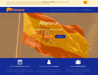 abanycar.com screenshot