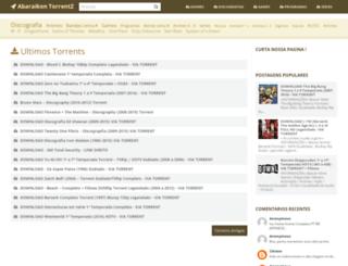 abaraikon.blogspot.com.br screenshot