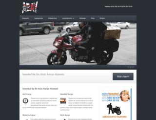 abaykurye.com screenshot
