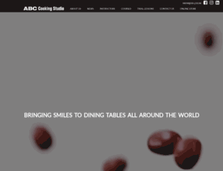 abc-cooking.com.sg screenshot