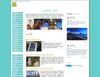 abc-latina.com screenshot