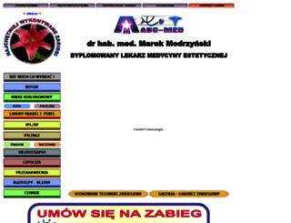 abc-med.com.pl screenshot