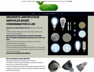 abc-watts.com screenshot
