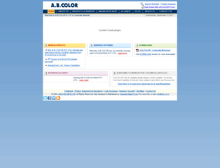 abc.co.in screenshot