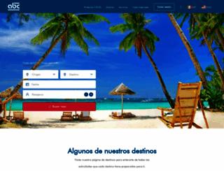 abc.com.mx screenshot