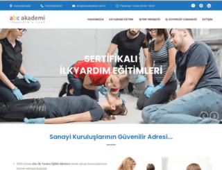 abcakademi.com screenshot