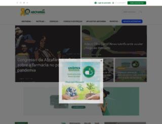 abcfarma.org.br screenshot