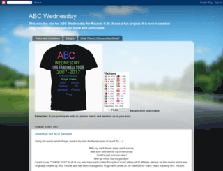 abcwednesday-mrsnesbitt.blogspot.kr screenshot