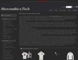 abercrombieshoodies.org screenshot
