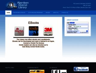 aberdeen.lili.org screenshot
