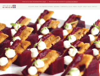 abigailkirsch.com screenshot