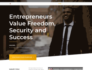 abillionentrepreneurs.com screenshot