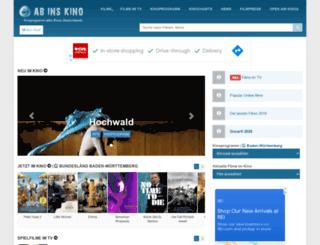 abinskino.com screenshot