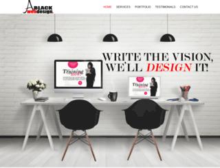 ablackwebdesign.com screenshot