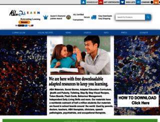 able2learn.com screenshot