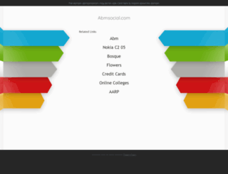 abmsocial.com screenshot