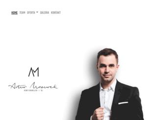 abmusic.pl screenshot
