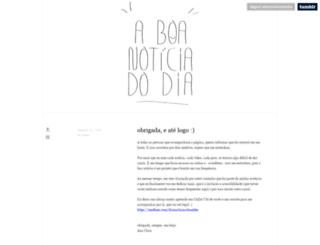 aboanoticiadodia.tumblr.com screenshot