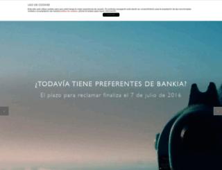 abogadospreferentes.com screenshot