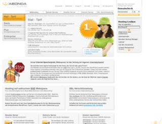 abonda.info screenshot