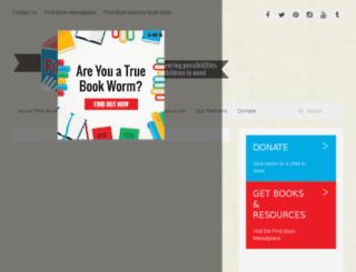 aborc.firstbook.org screenshot
