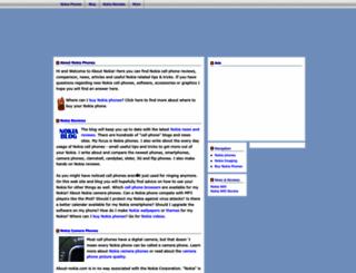 about-nokia.com screenshot