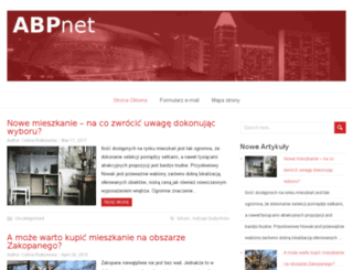 abpnet.pl screenshot