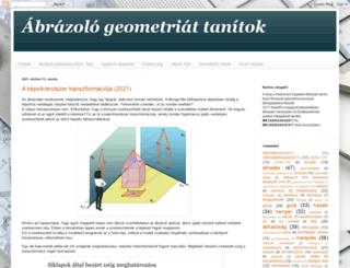 abrazolottanitok.blogspot.hu screenshot