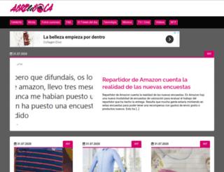 abrelaboca.com screenshot