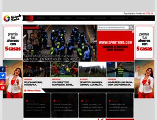 abriendobrecha.tv screenshot