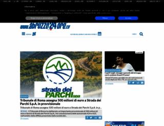 abruzzo24ore.tv screenshot