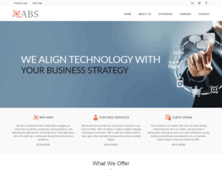 abs-us.com screenshot