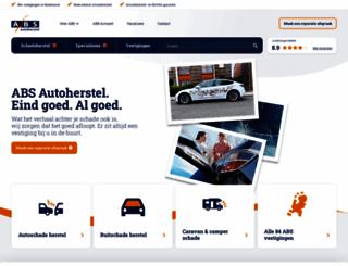 absautoherstel.nl screenshot