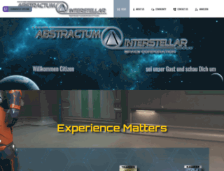 abstractum.de screenshot